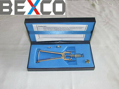 Top Quality,Tonometer Schiotz For Intraocular Pressure BEST PRICE BY Brand BEXCO