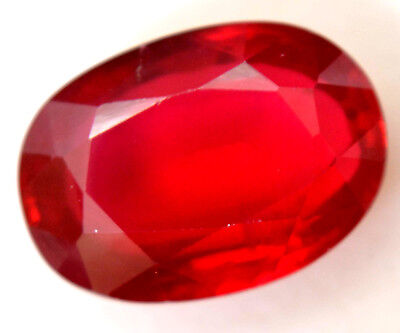13.00 Ct Natural Pinkish Red Mozambique Ruby AGSL Certified Top Quality Gem