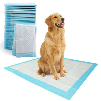 Dog Puppy Extra Large Training Pads Pad Wee Dog Cat Wee Floor Toilet Mats S-XL