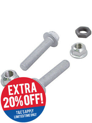 1 x SuperPro Strut Bolt Kit FOR HOLDEN COMMODORE VF (SPF4960K)