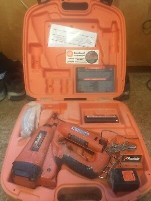 Paslode Cordless 16 Gauge Angled Finish Nailer For Repair/Parts Only 900600