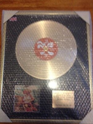 Oasis Gold Disc