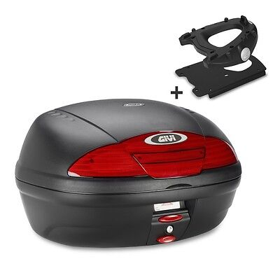 Top Case Set Givi Triumph Bonneville T120 2016 ML E450N 45l, black