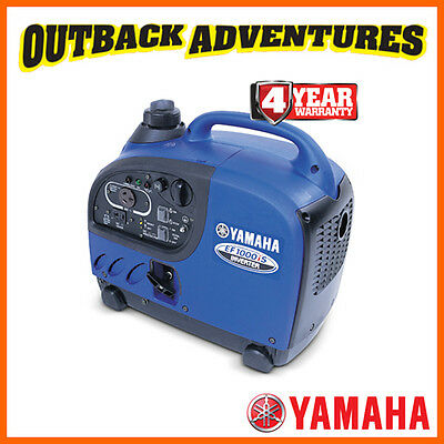 Yamaha generator inverter petrol yamaha 1kva ef1000is for Yamaha generator ef1000is