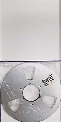 New original empty metal reel for LPR90 tape with box