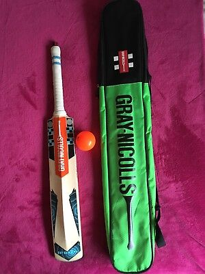 Gray Nicholls junior cricket bat size 4