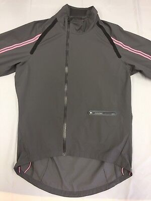 Rapha Wind proof Cycling Jacket. Men's Medium. Lightweight And Stowable.