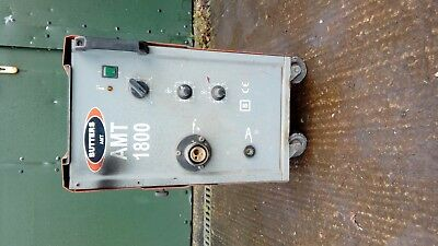 Butters Mig Welder 1800 single phase