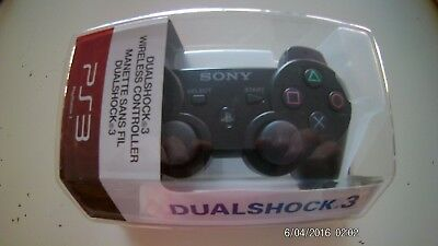 Sony Ps3 Sixaxis Dualshock Wireless Bluetooth Controller Nuovo Occasione!!!