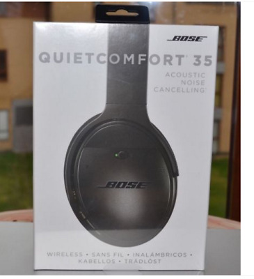 Bose QC35 QuietComfort Noise Canceling Wireless Headphones-NEW!