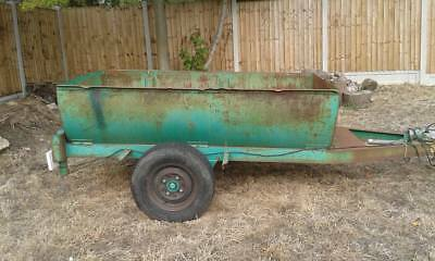 Trailer Fully Sealed Been Converted From Water Bowser