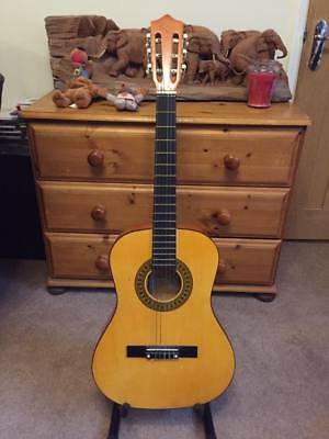 1/2 Size Herald Guitar Nylon Strings