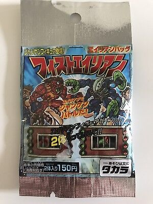Fistful Of Aliens - Exogini Terza -Sealed Bag - NIB MOC - Chance For Ramm