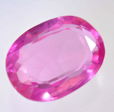 9.75 Ct Natural Pink Burma Ruby AGSL Certified Oval Cut AAA+ Quality Gem Stone