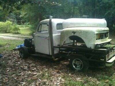 1951 Ford Other Pickups  1951 ford F-1 Ford Ratrod Custom Project truck almost complete