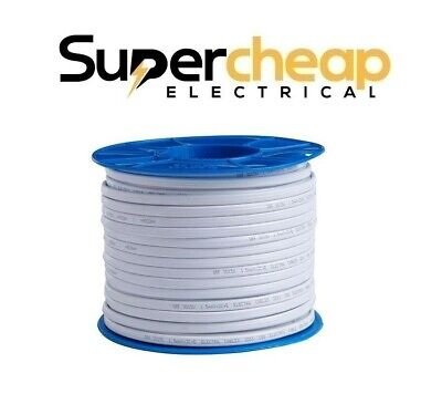 1.5mm Electra Cable Electrical Cables TPS - TWIN + EARTH 100m/Drum Pick up OK