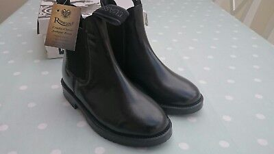 Childs Jodhpur Boots Size 13