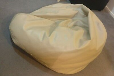 Super Large King Kahuna Bean Bag. Good condition, fits up to three people.