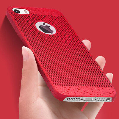 For Apple iPhone 5s SE Case Thin Hard PC Shockproof Phone Cover Skin Back Shell