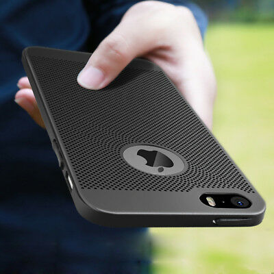 Shockproof Rugged Hard PC Phone Back Case Cover Skin for Apple iPhone 5 5s SE