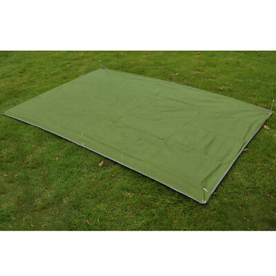 SALE Waterproof Beach Tarp Pad Sun Shelter 210T Oxford Camping Hiking Cushion