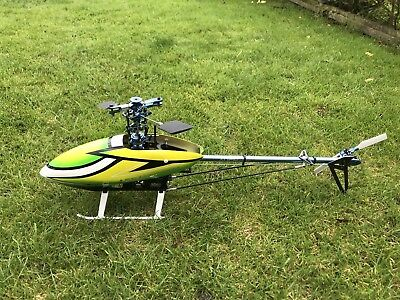 Trex 450 Sport V2 Airframe only With Align case and 2 lipos