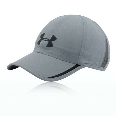 Under Armour Mens Shadow AirVent Cap Grey Headwear Casual Sports