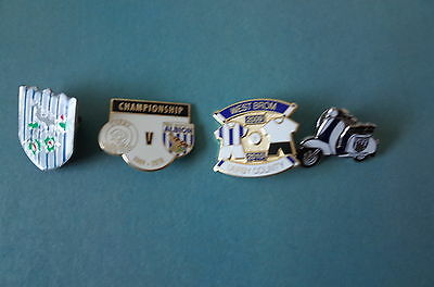 4 WEST BROM  Football Badges