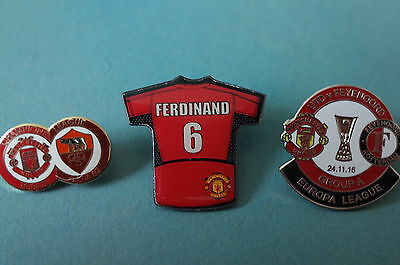 Manchester United      Football Badges