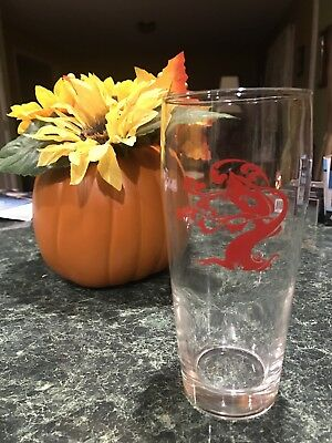 Tree House Brewing collectible Red Willie Pint Glass !!