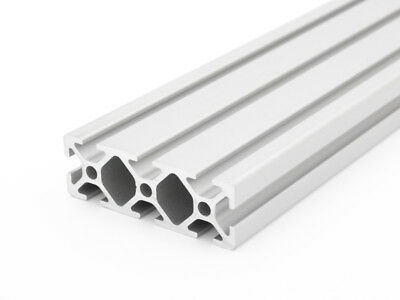 Aluminium Profile 20x60 I-Type Nut 5 - Standard Lengths (13,75 eur. / M)