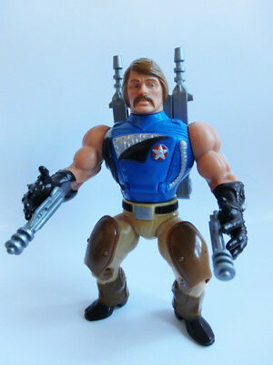 Masters Of The Universe Rio Blast Action Figur He Man Motu Vintage