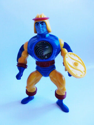 Masters Of The Universe Syklone Action Figur He Man Motu Vintage