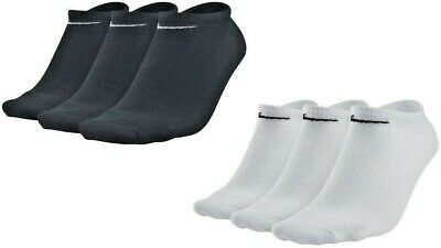 Nike Socks Ankle No show Cotton Ankle BRAND NEW  Nike 3 Pairs