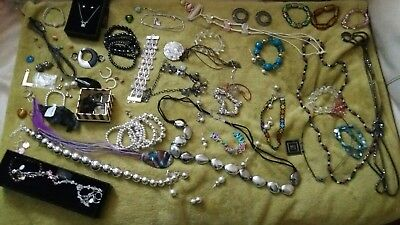 Big lot of costume jewellery