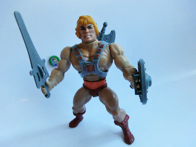 Masters Of The Universe He Man Vintage Action Figur He Man Motu