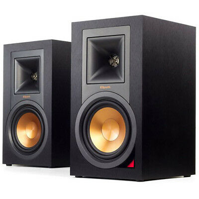 Klipsch Reference R-15PM Powered Bookshelf Speakers (Pair)