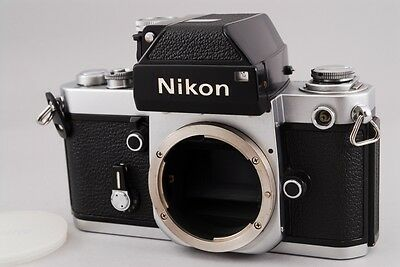 Excellent+++++ Nikon F2 Photomic DP-1 Finder 35mm Camera w/ AS-1 from Japan #14
