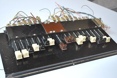 Hammond L100  Drawbars