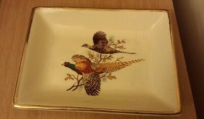 West Highland Pottery Pin Tray