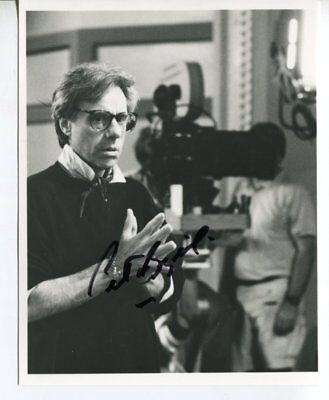 film director PETER BOGDANOVICH autograph HAND SIGNED 5743