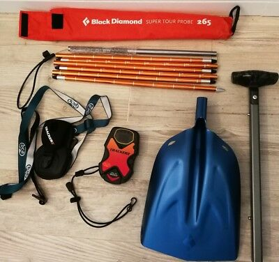 Avalanche Beacon BCA Tracker 2 Rescue Package With Probe Shovel