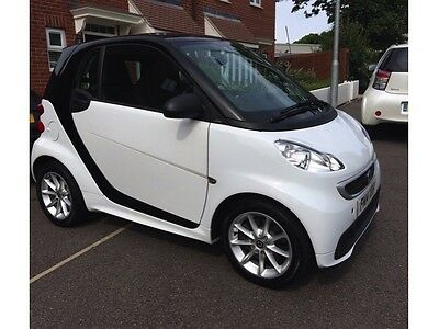 Smart For Two 1.0 Passion coupe (MHD) with 71 BHP