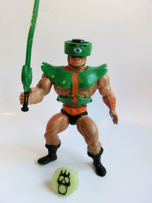 Masters Of The Universe Tri-Klops Vintage Action Figur He Man Motu