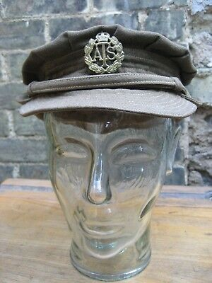 Early WW2 Other Ranks' ATS cap
