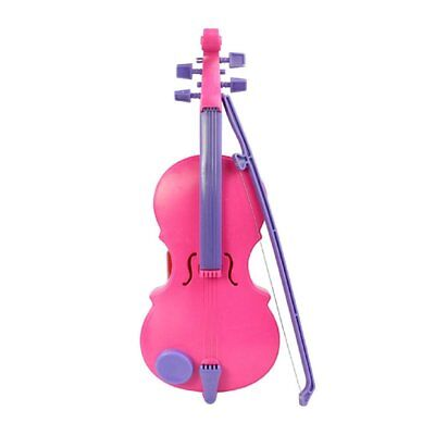 Pink Magic Children Music Violin Musical Instrument Gift Funny Singing Toy F2B4