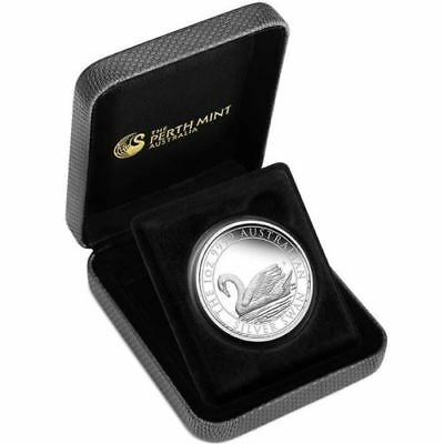 2017 1oz Australian Swan Silver Proof