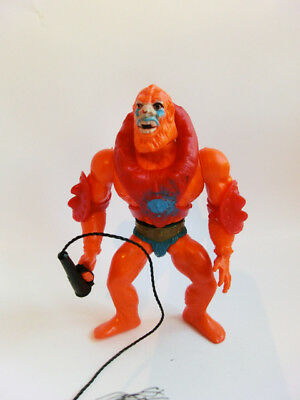 Masters Of The Universe Beast Man Hardhead Malaysia Action Figur He Man Motu