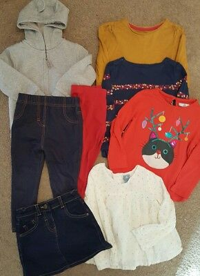 Bundle of girls clothes 2-3 years Inc Christmas Top. Gap, M&S, Next & TU