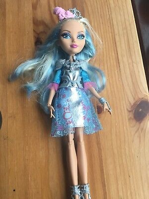 Ever after high Darling Charming doll with belt, tiara, shoes etc